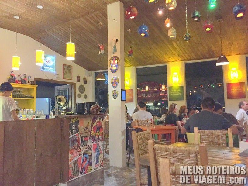 Restaurante Tequilaville Florianópolis