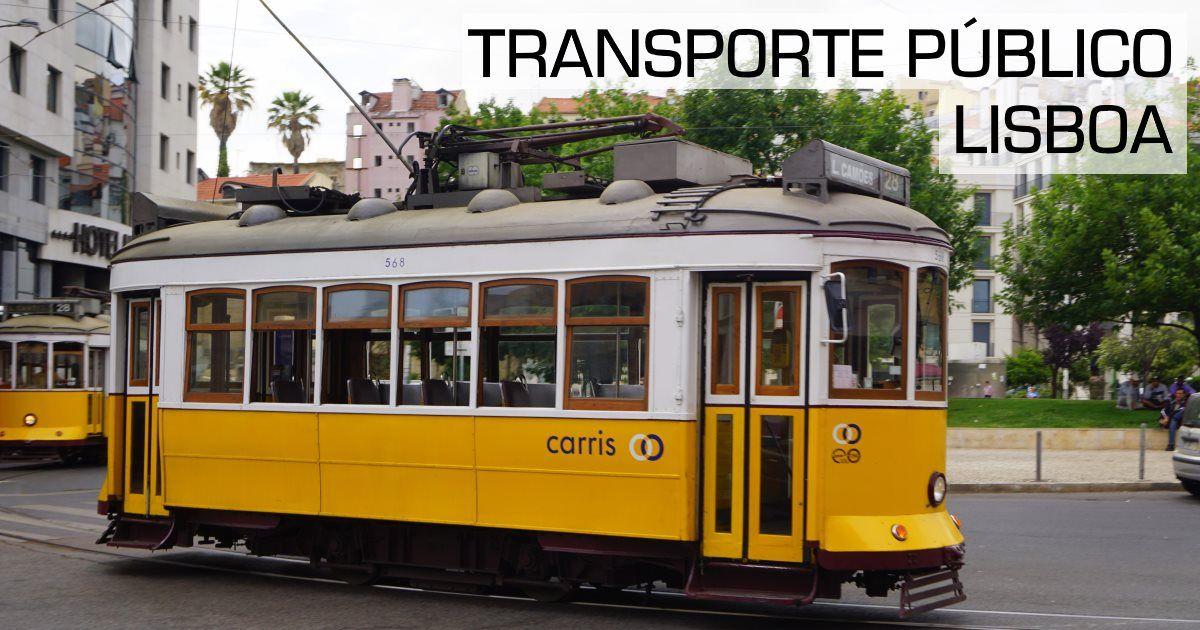 lisboa - transporte publico