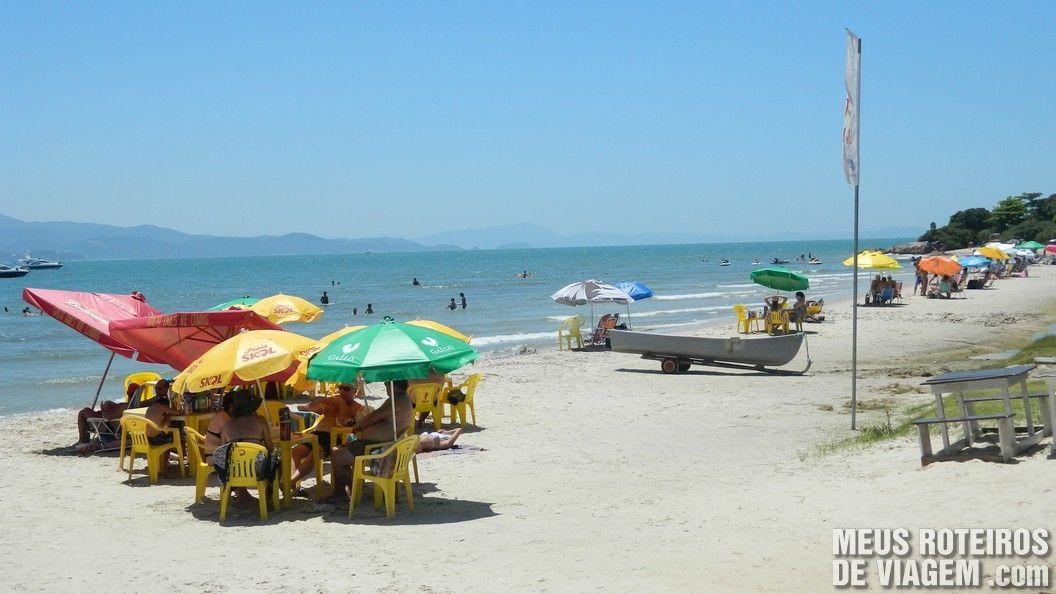 Praia de Canajurê - Florianópolis