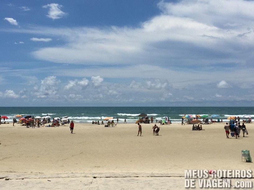 Verão em Floripa - Praia do Santinho