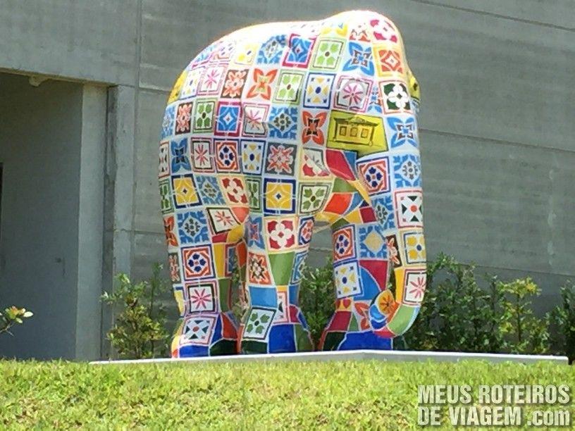 """Elefante """"Memória de Elefante"""", por Juliana Hickman"""