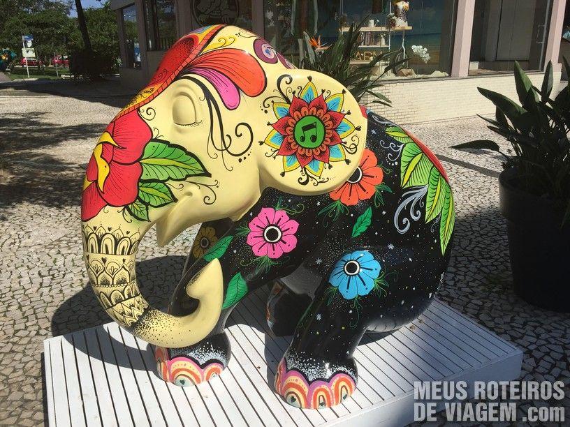 """Elefante """"Nativo"""", por Lucas Milk"""