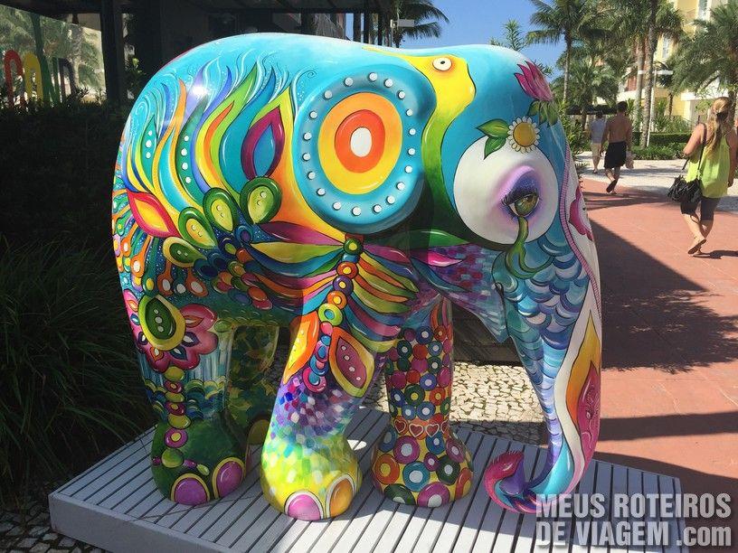 """Elefante """"Magia"""", por Wagner Silva"""