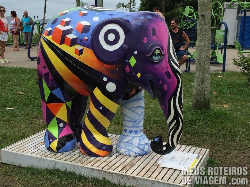 """Elefante """"Salwala"""", por Bruno Álvares"""