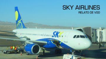 Sky Airlines - Aeroporto de Calama