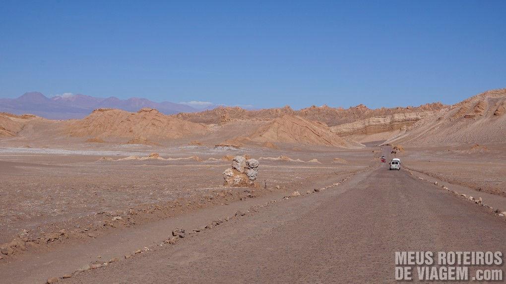 Passeio do Vale da Lua - Araya Atacama