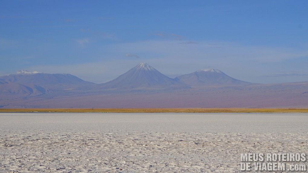 Lagoa Tebinquinche - San Pedro de Atacama, Chile