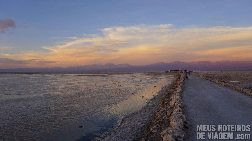 Salar do Atacama - San Pedro de Atacama, Chile