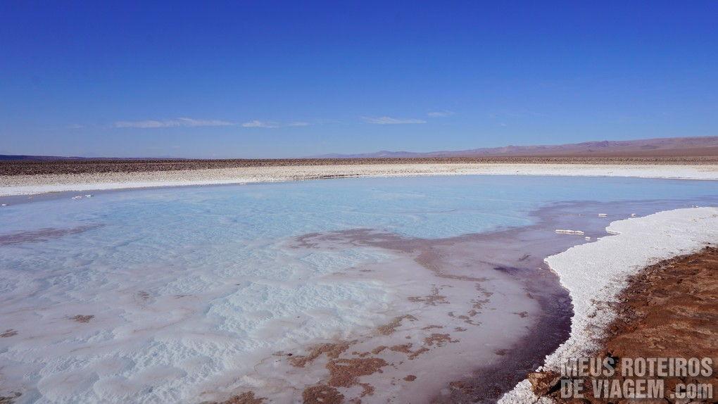 Lagoas Escondidas de Baltinache - San Pedro de Atacama, Chile