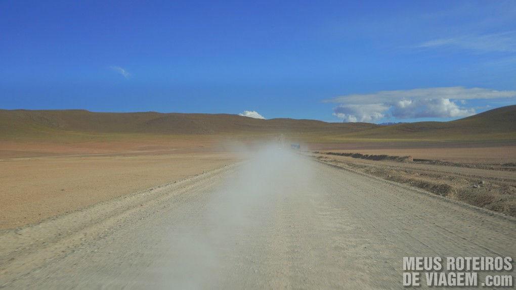 Geiser El Tatio - San Pedro de Atacama, Chile