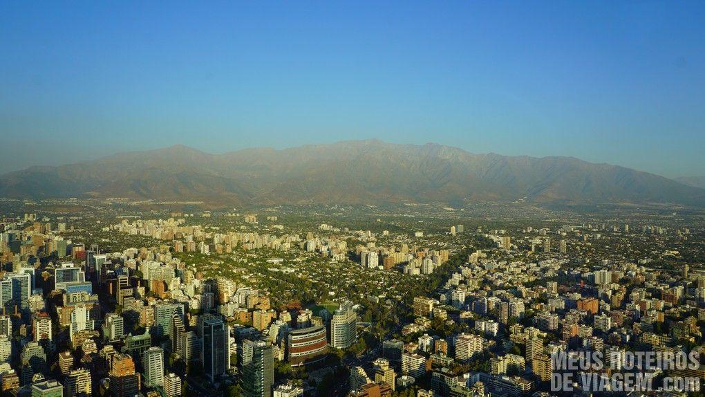 Mirante Sky Costanera - Santiago, Chile