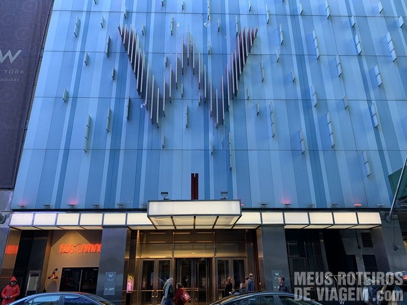 Hotel W Nova York